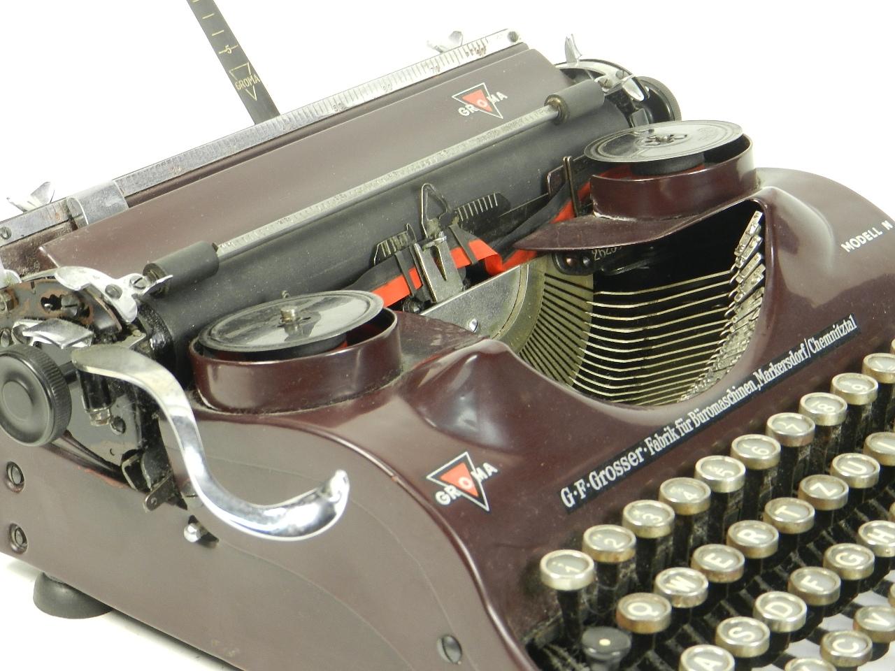 Imagen GROMA Mod. N  AÑO 1938  COLOR MORADO 29815