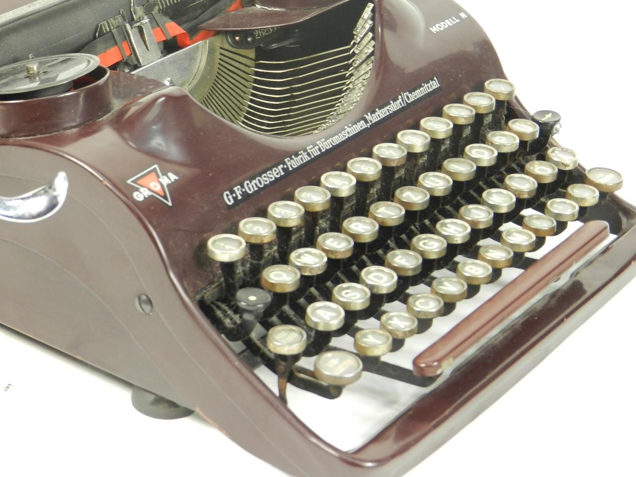 Imagen GROMA Mod. N  AÑO 1938  COLOR MORADO 29816