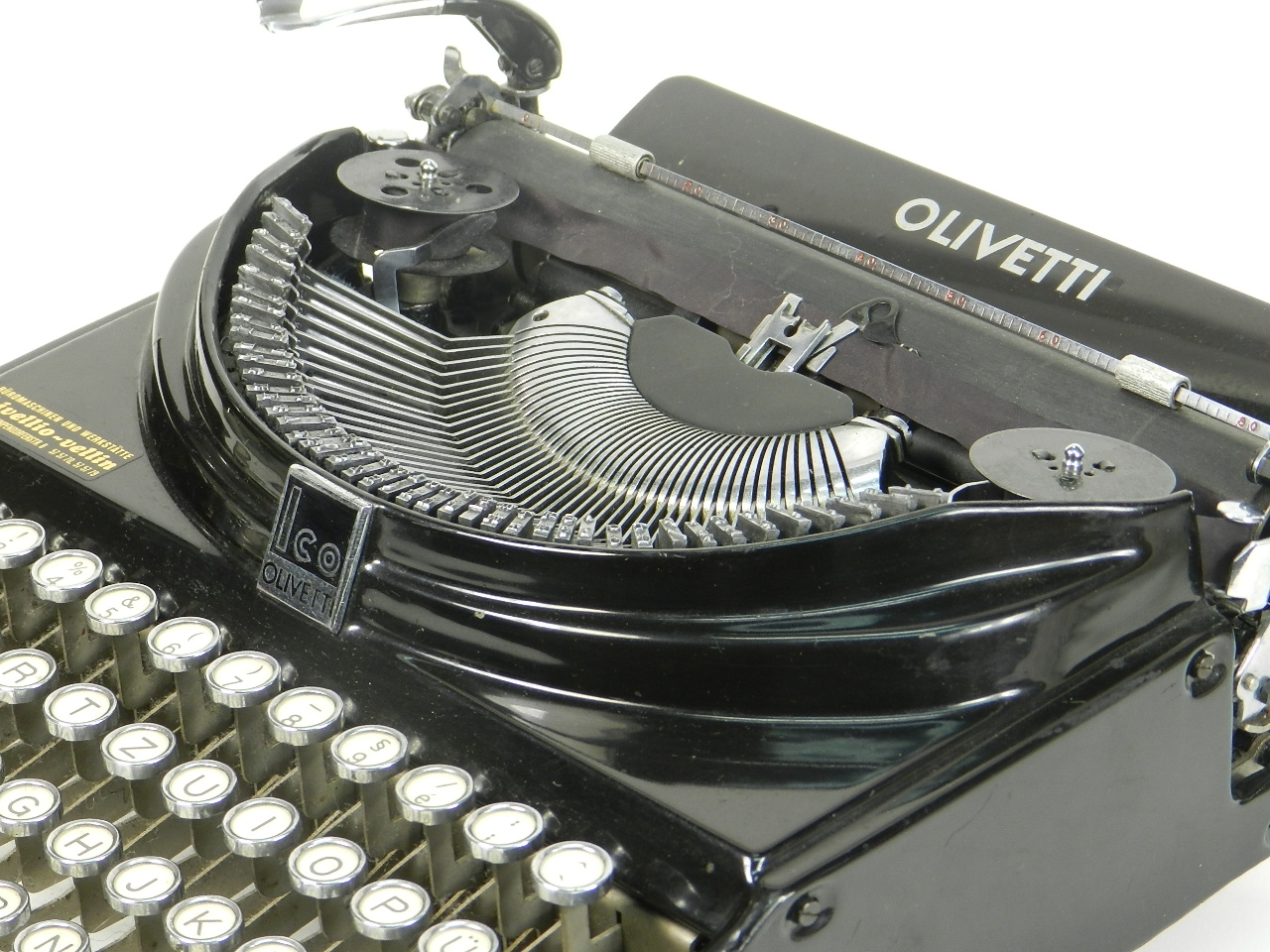 Imagen OLIVETTI  ICO   MP1  AÑO 1932 29823