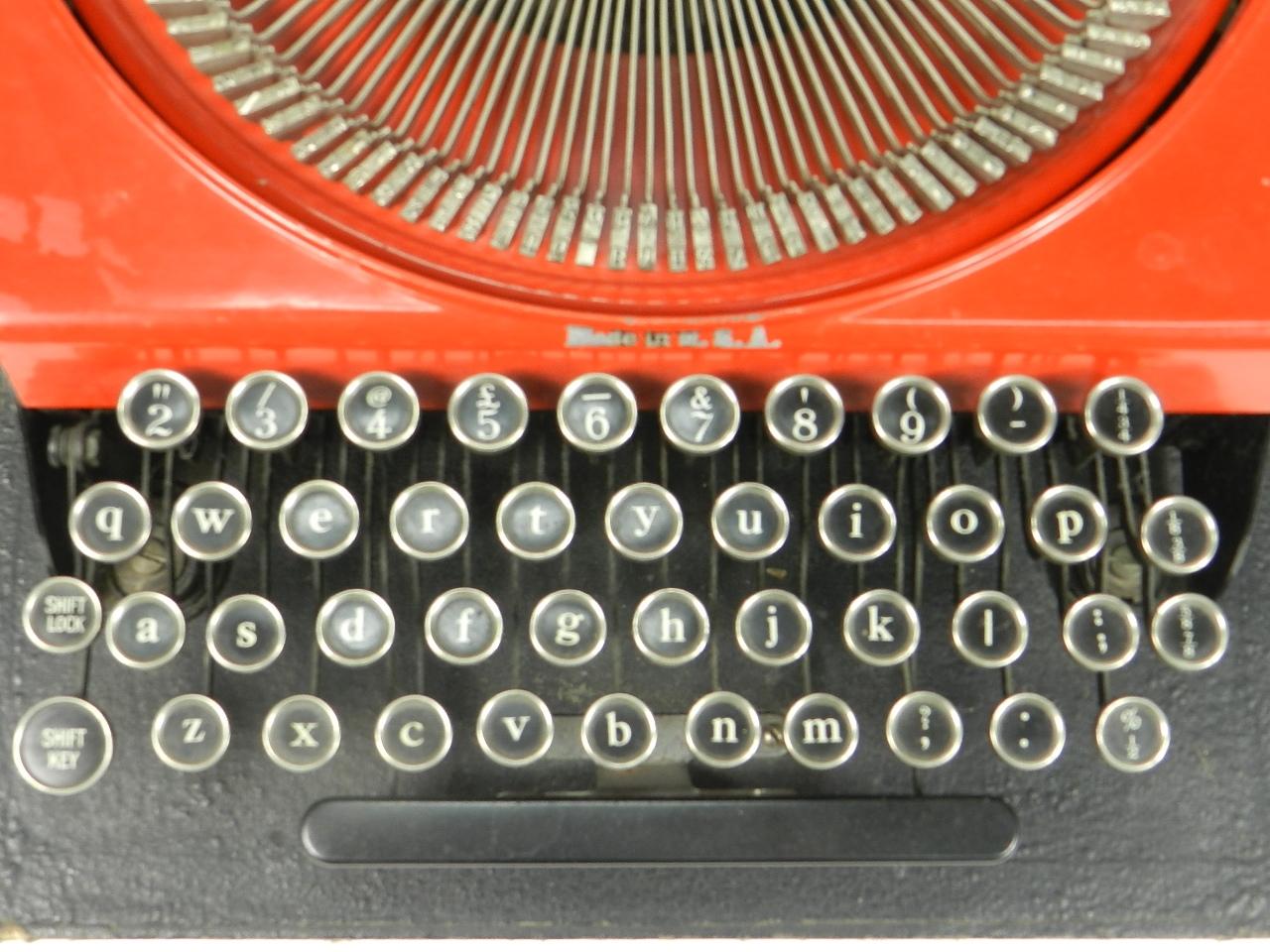 Imagen REMINGTON MONARCH PIONEER AÑO 1932 29931