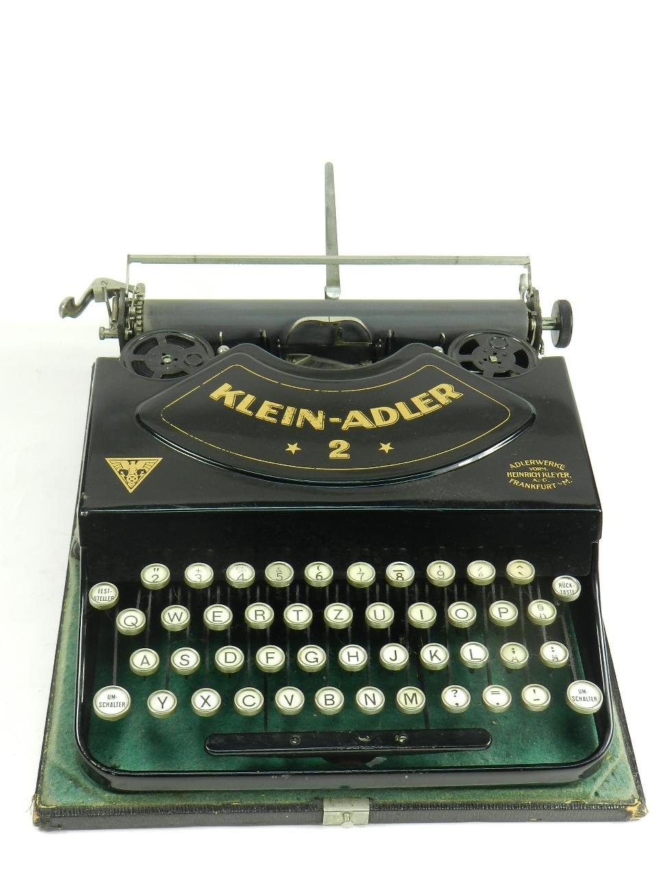 Imagen KLEIN ADLER 2  AÑO 1929 29981