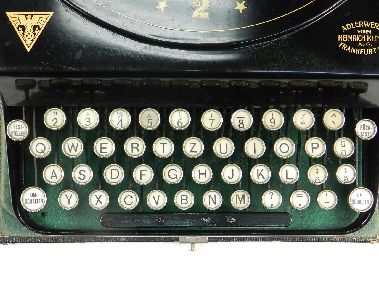 Imagen KLEIN ADLER 2  AÑO 1929 29982