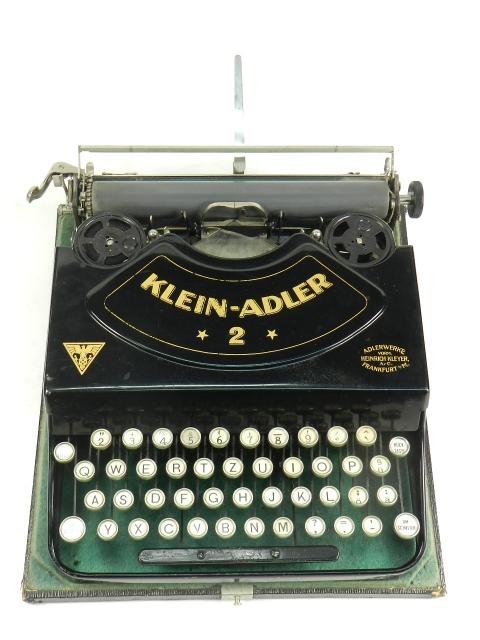 KLEIN ADLER 2  AÑO 1929