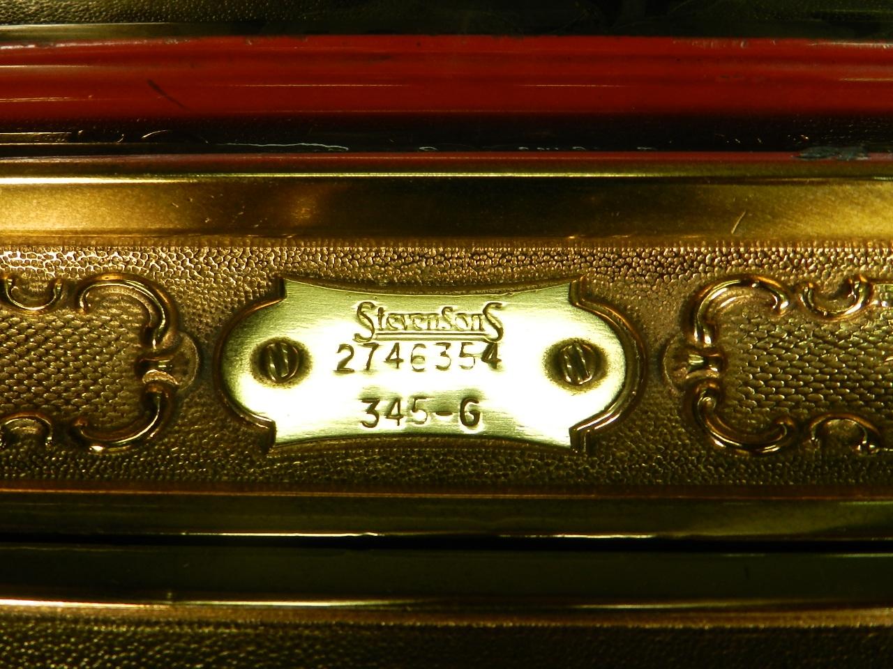 Imagen REGISTRADORA NATIONAL 345-G  AÑO 1895 30064