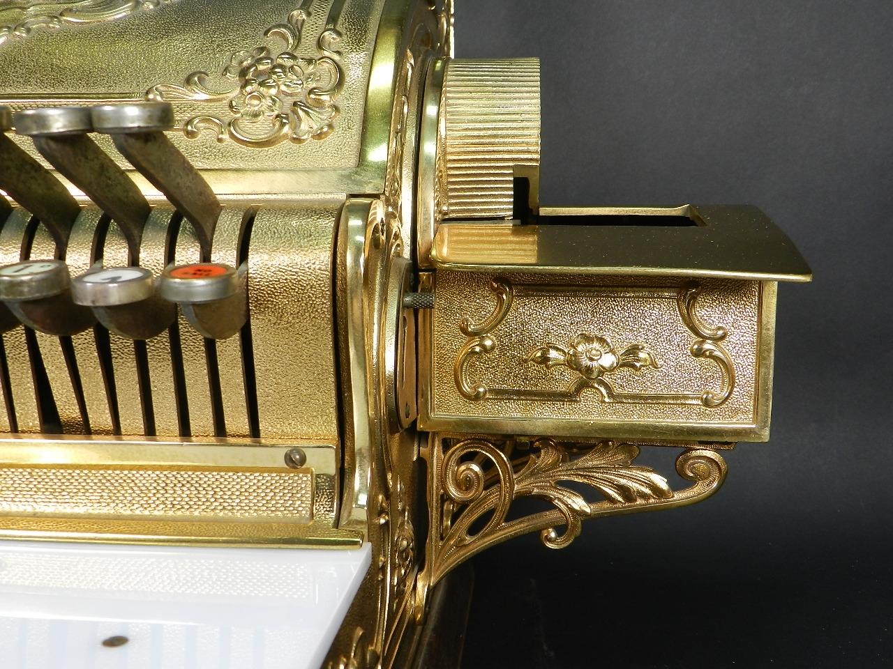 Imagen REGISTRADORA NATIONAL 345-G  AÑO 1895 30067