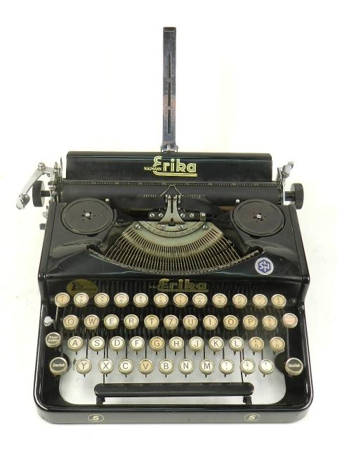 ERIKA 5 AÑO 1937