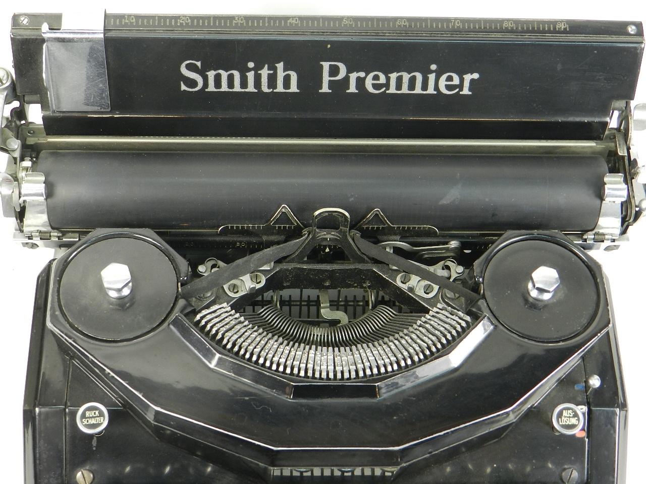Imagen SMITH PREMIER NOISELESS 81 AÑO 1935 30188