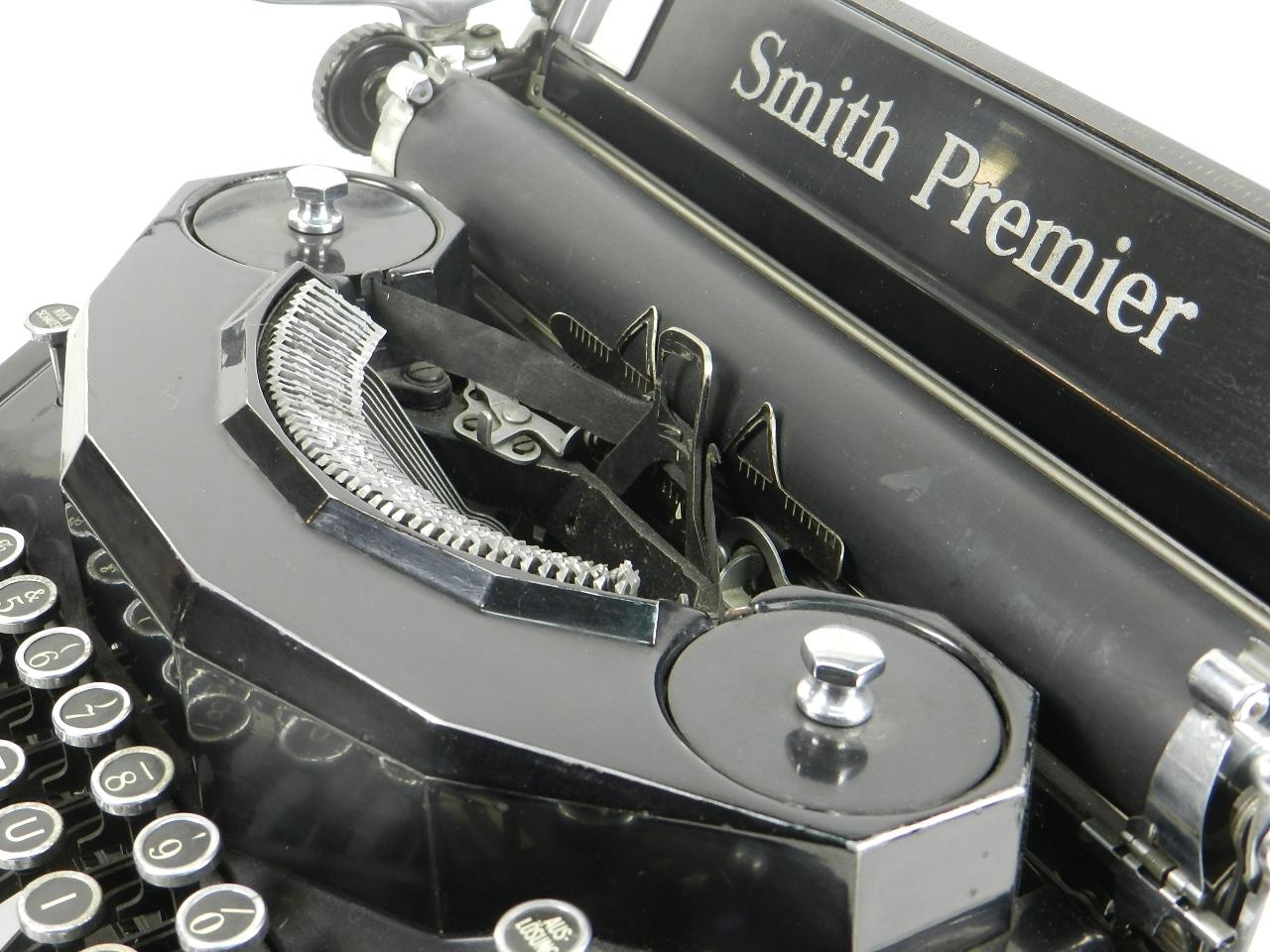 Imagen SMITH PREMIER NOISELESS 81 AÑO 1935 30190