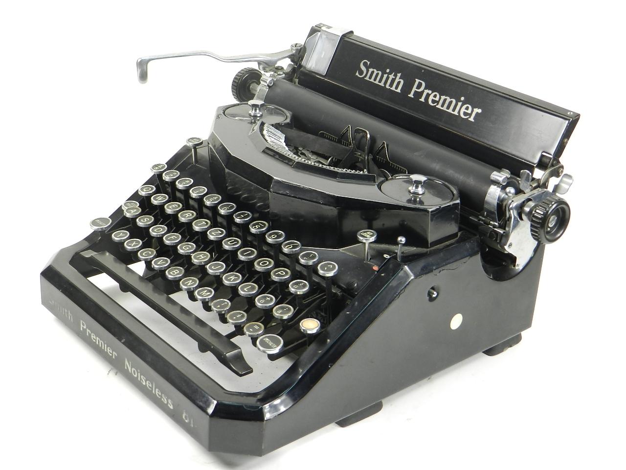 Imagen SMITH PREMIER NOISELESS 81 AÑO 1935 30183