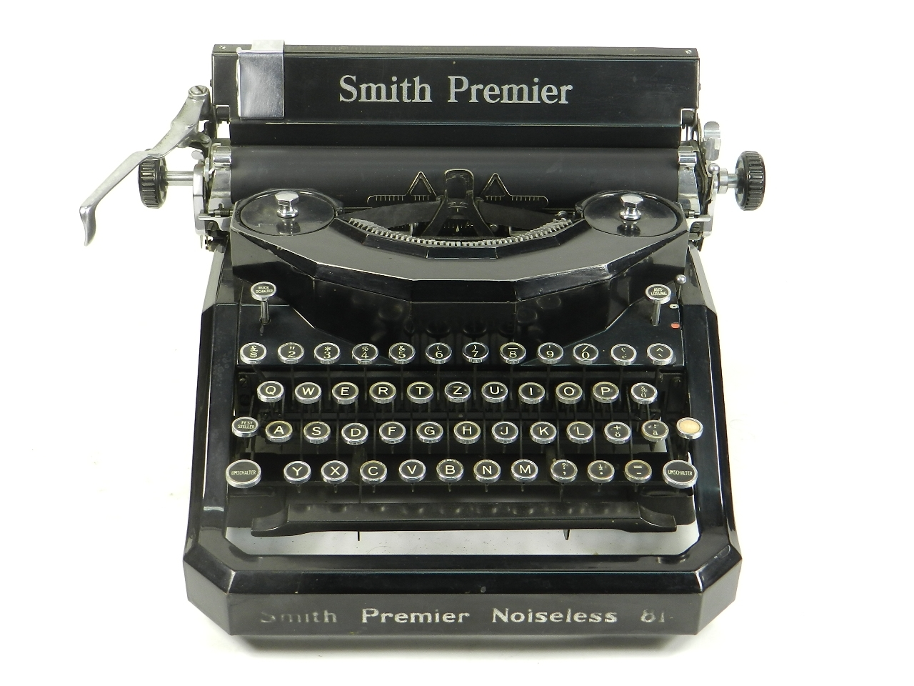 Imagen SMITH PREMIER NOISELESS 81 AÑO 1935 30185