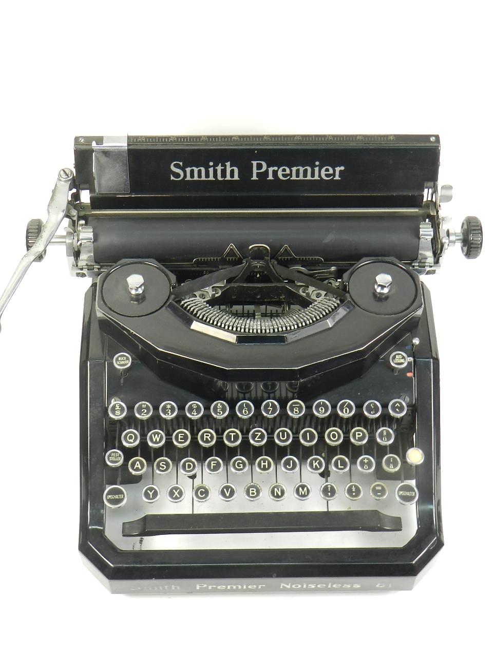 Imagen SMITH PREMIER NOISELESS 81 AÑO 1935 30186