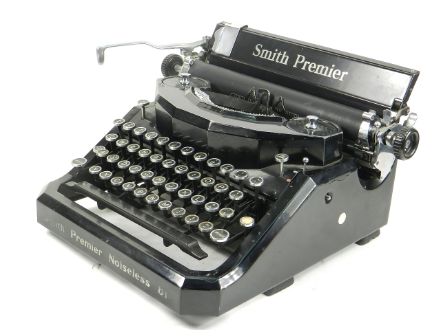 SMITH PREMIER NOISELESS 81 AÑO 1935