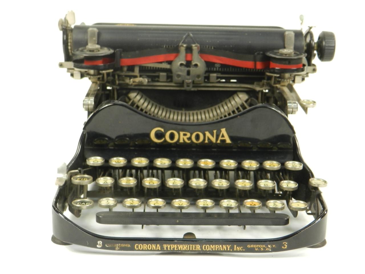 Imagen CORONA Nº3   AÑO 1917 30248