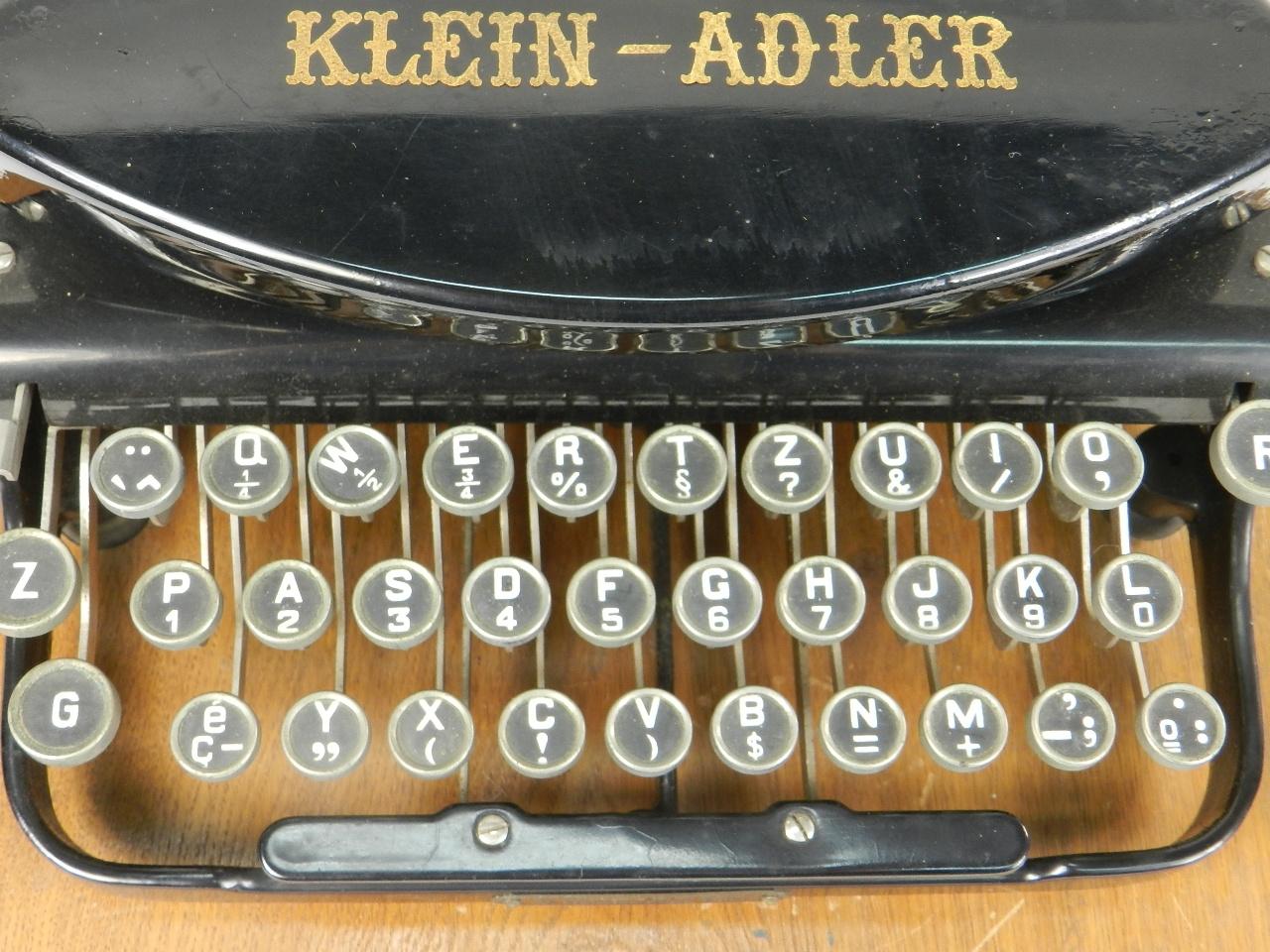 Imagen KLEIN ADLER  AÑO 1913 30258