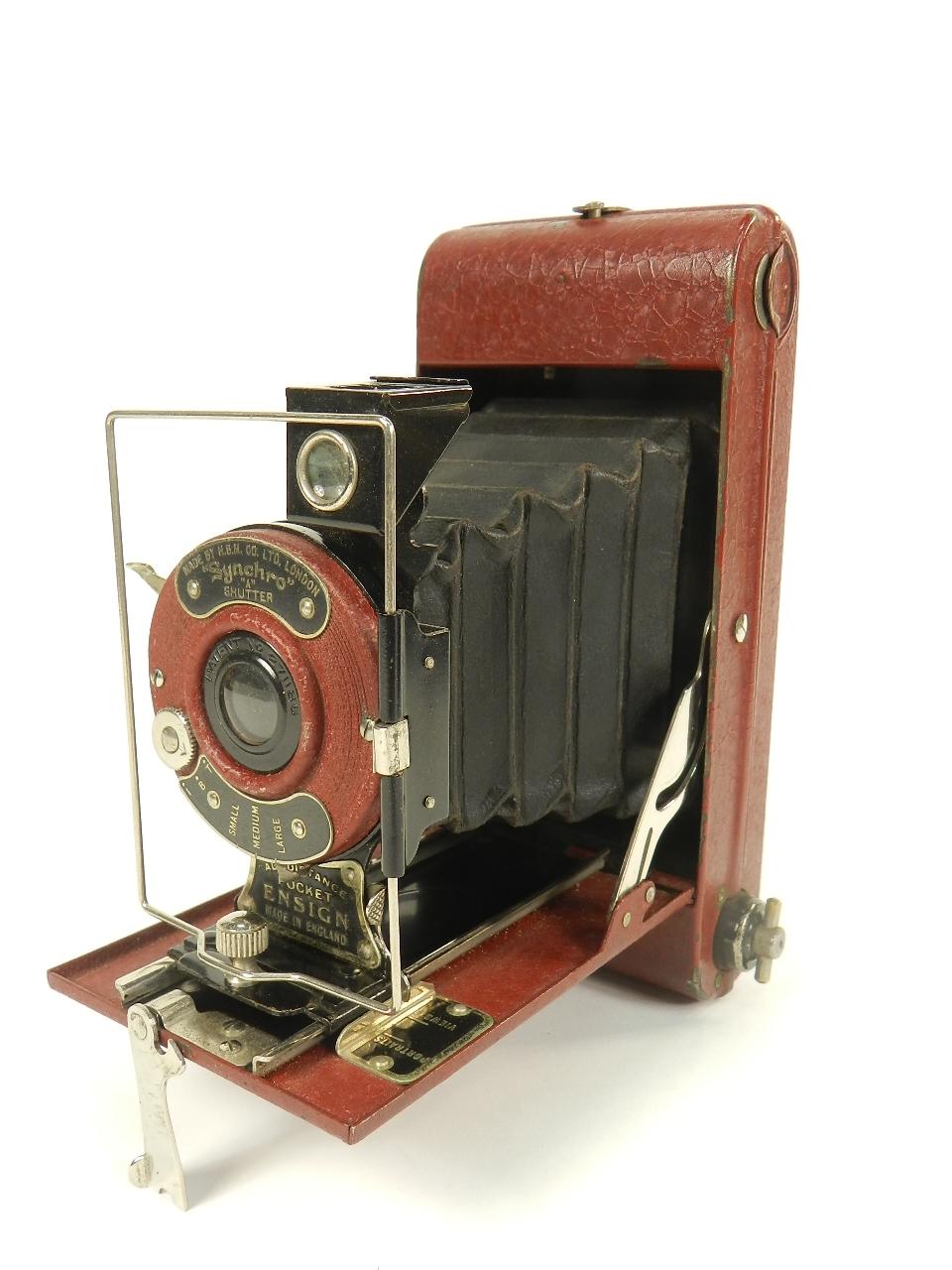 Imagen ALL DISTANCE POCKET ENSIGN AÑO 1928 30270