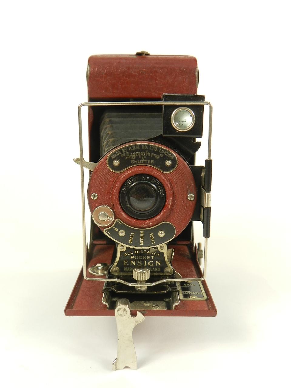 Imagen ALL DISTANCE POCKET ENSIGN AÑO 1928 30271