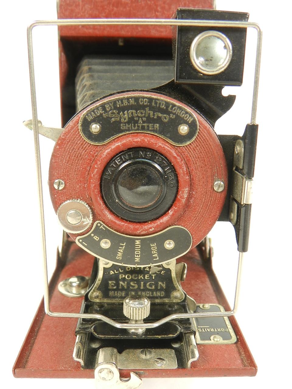 Imagen ALL DISTANCE POCKET ENSIGN AÑO 1928 30272