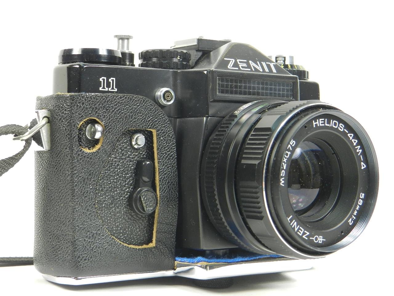 Imagen ZENIT 11 + HELIOS M-4  58mm 1:2 30395