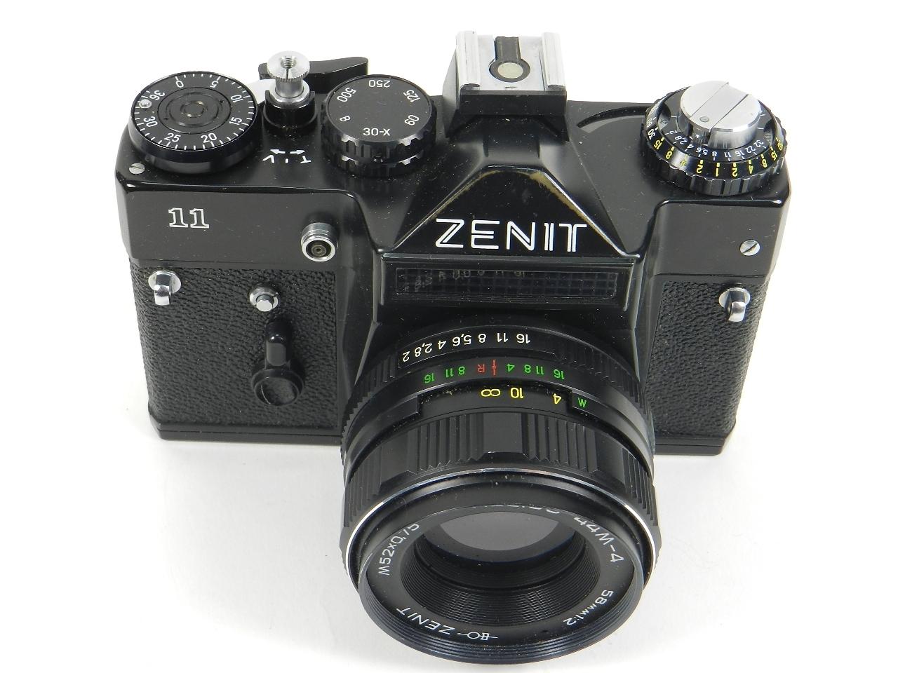 Imagen ZENIT 11 + HELIOS M-4  58mm 1:2 30397