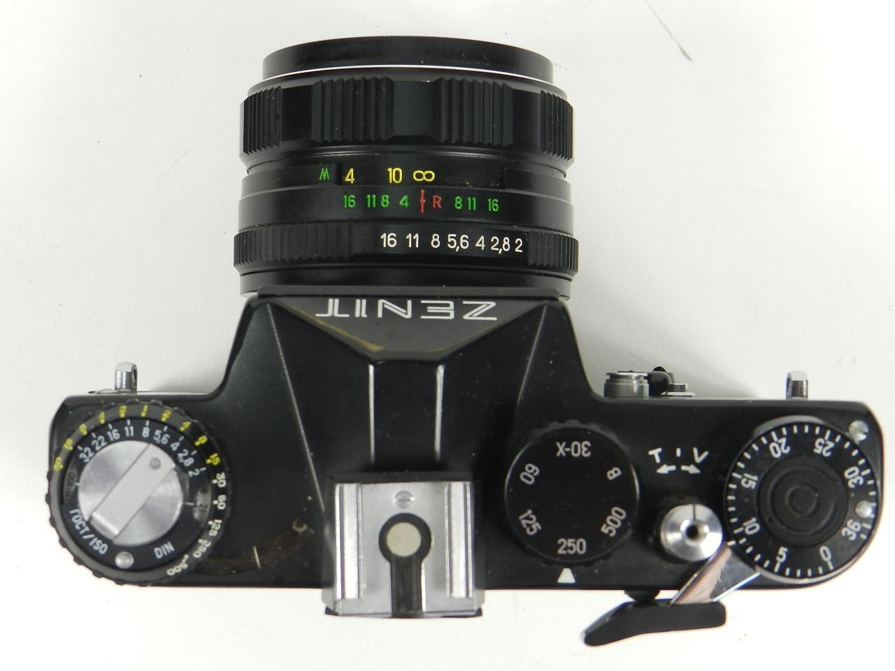 Imagen ZENIT 11 + HELIOS M-4  58mm 1:2 30399