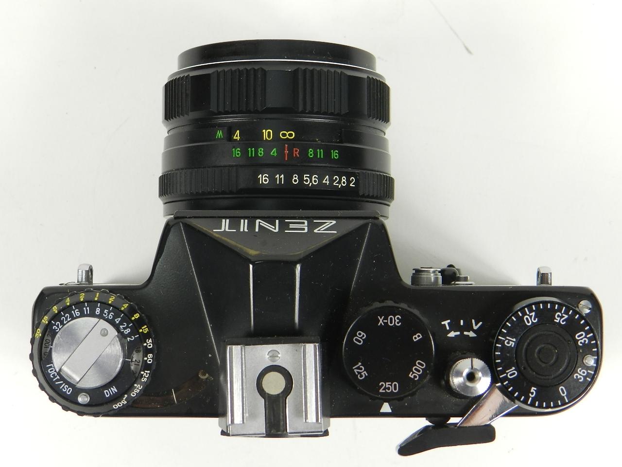 Imagen ZENIT 11 + HELIOS M-4  58mm 1:2 30400