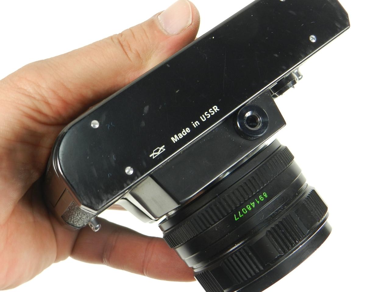Imagen ZENIT 11 + HELIOS M-4  58mm 1:2 30401