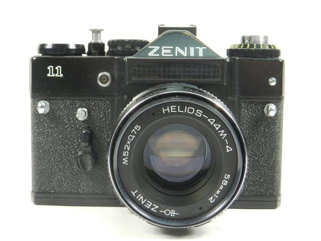 ZENIT 11 + HELIOS M-4  58mm 1:2