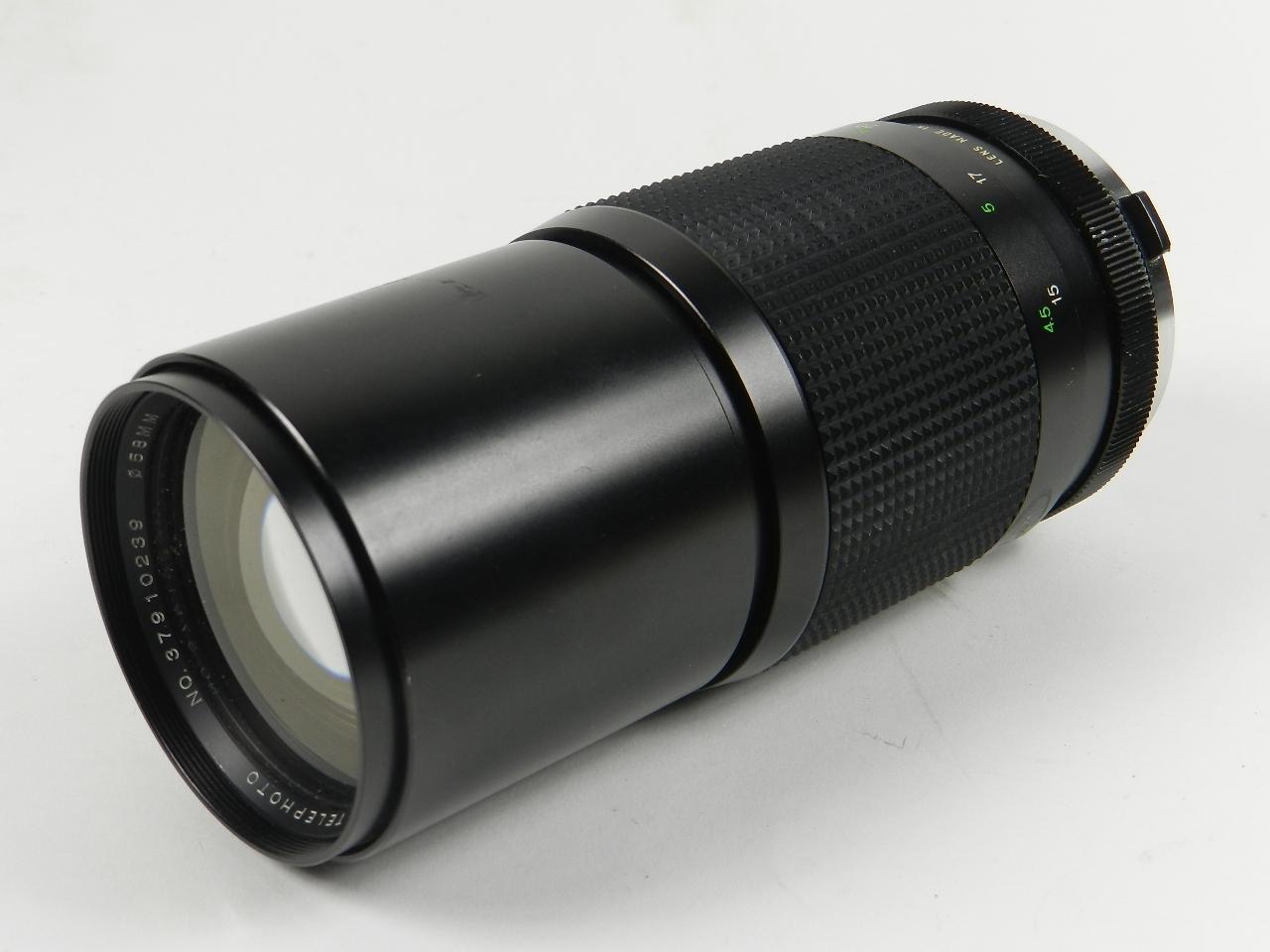 Imagen OBJETIVO VIVITAR 300mm 5.6 30413