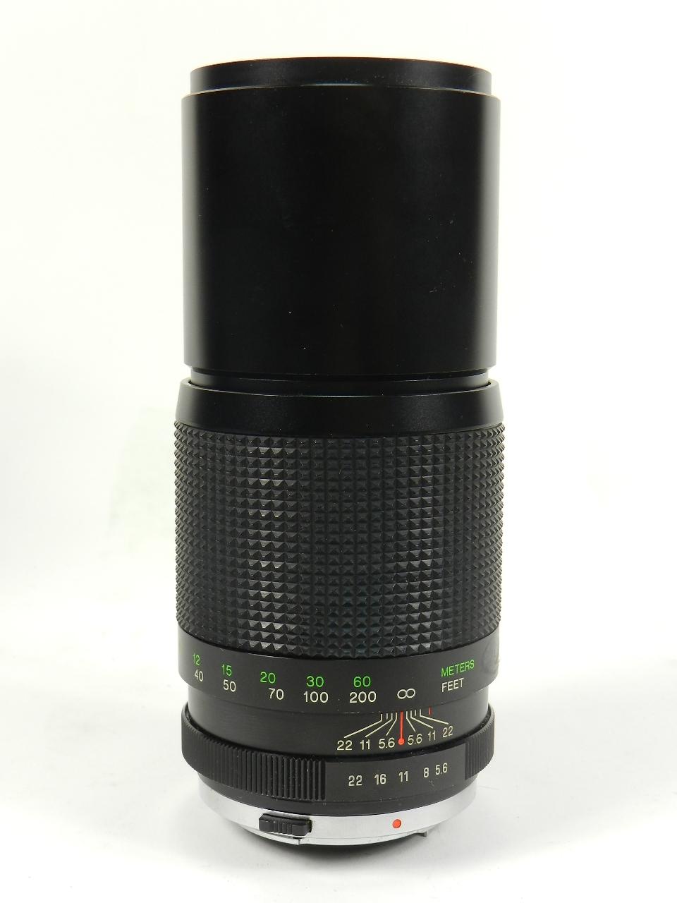 Imagen OBJETIVO VIVITAR 300mm 5.6 30405