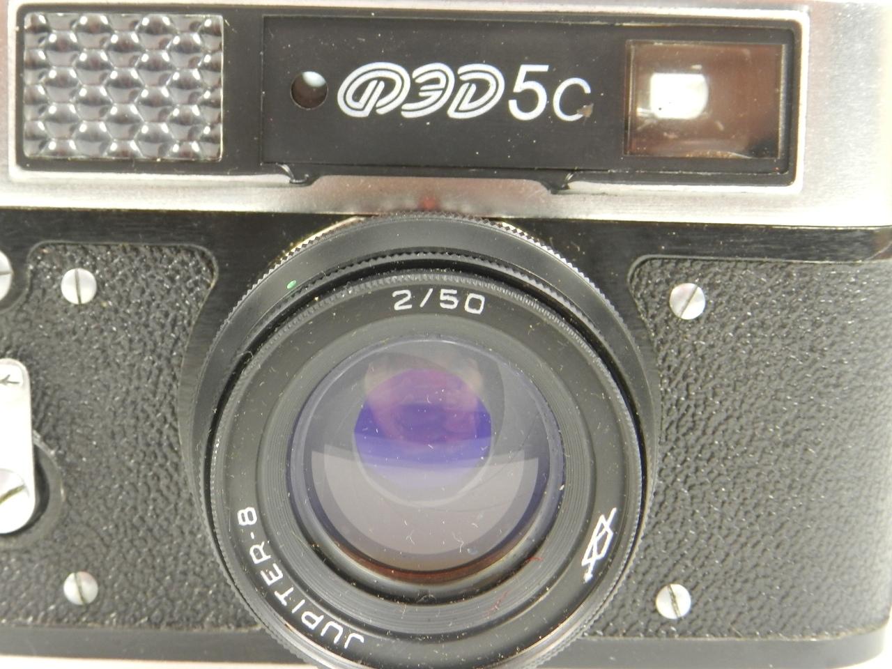 Imagen CÁMARA FED 5C  AÑO 1977 30450