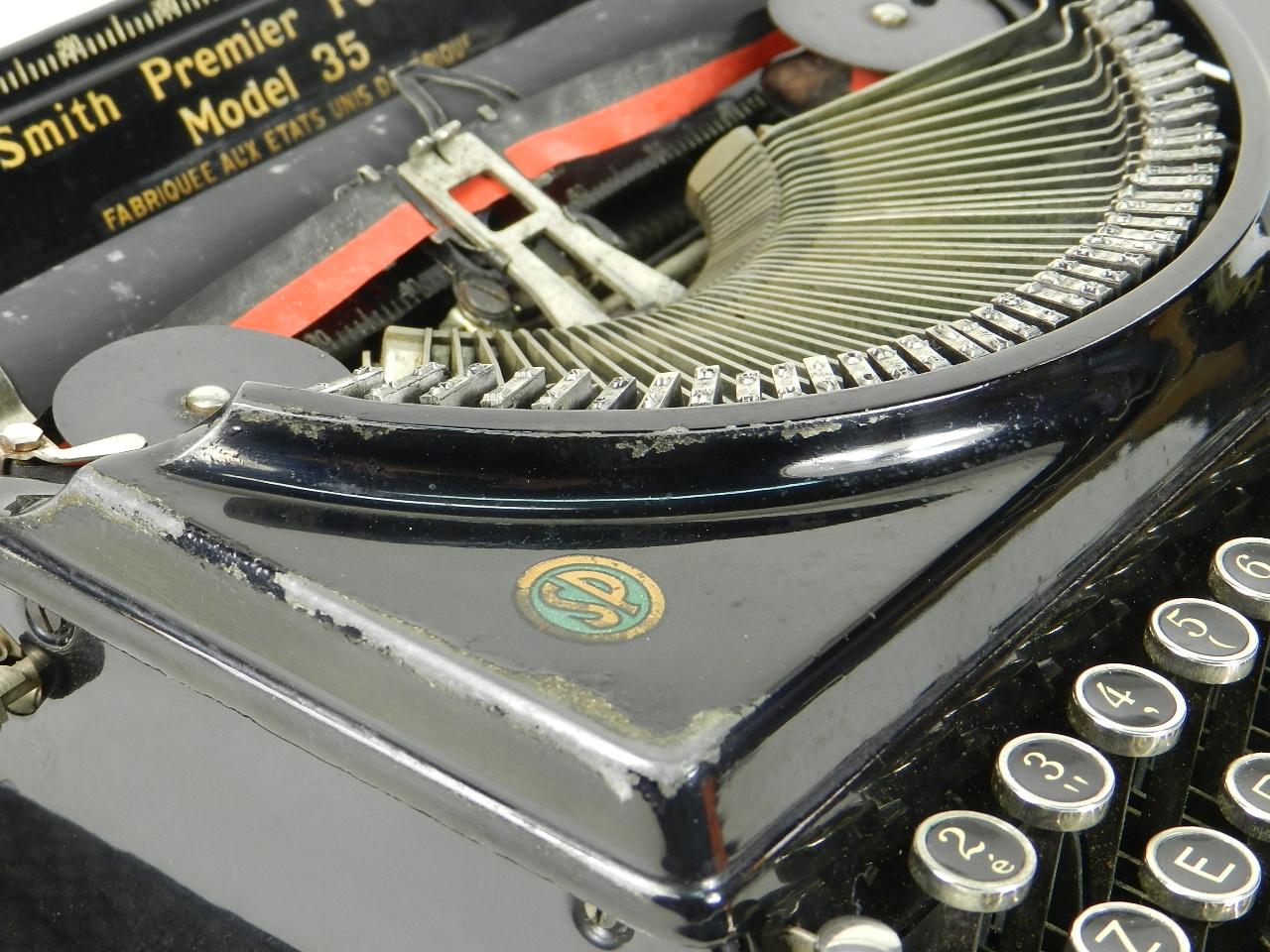 Imagen SMITH PREMIER MODEL 35 AÑO 1935 30480