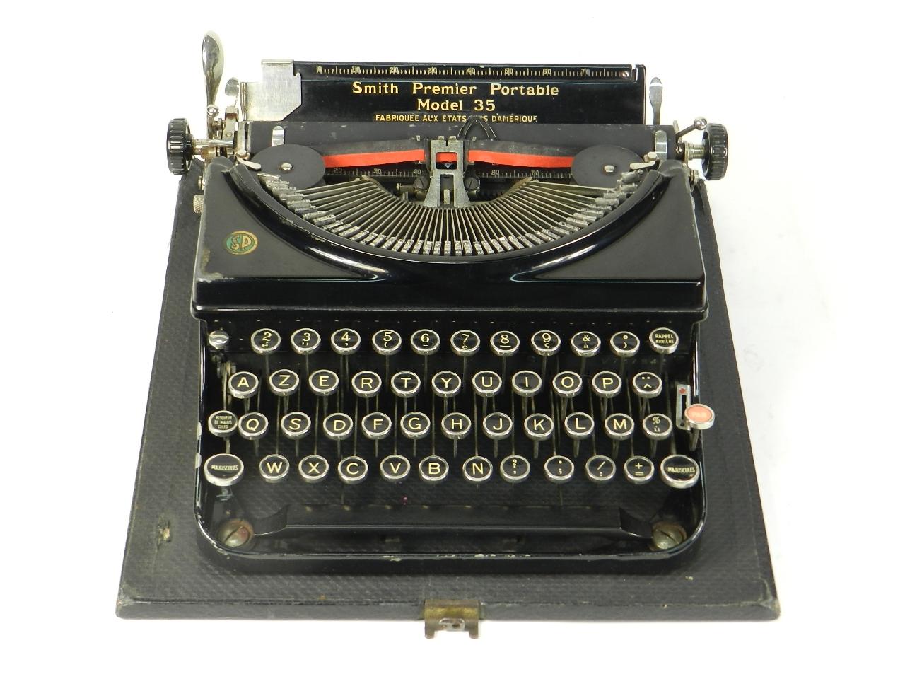 Imagen SMITH PREMIER MODEL 35 AÑO 1935 30472