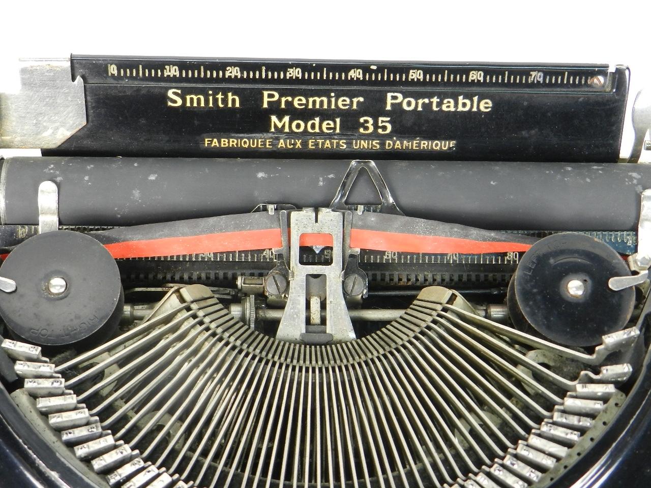Imagen SMITH PREMIER MODEL 35 AÑO 1935 30475