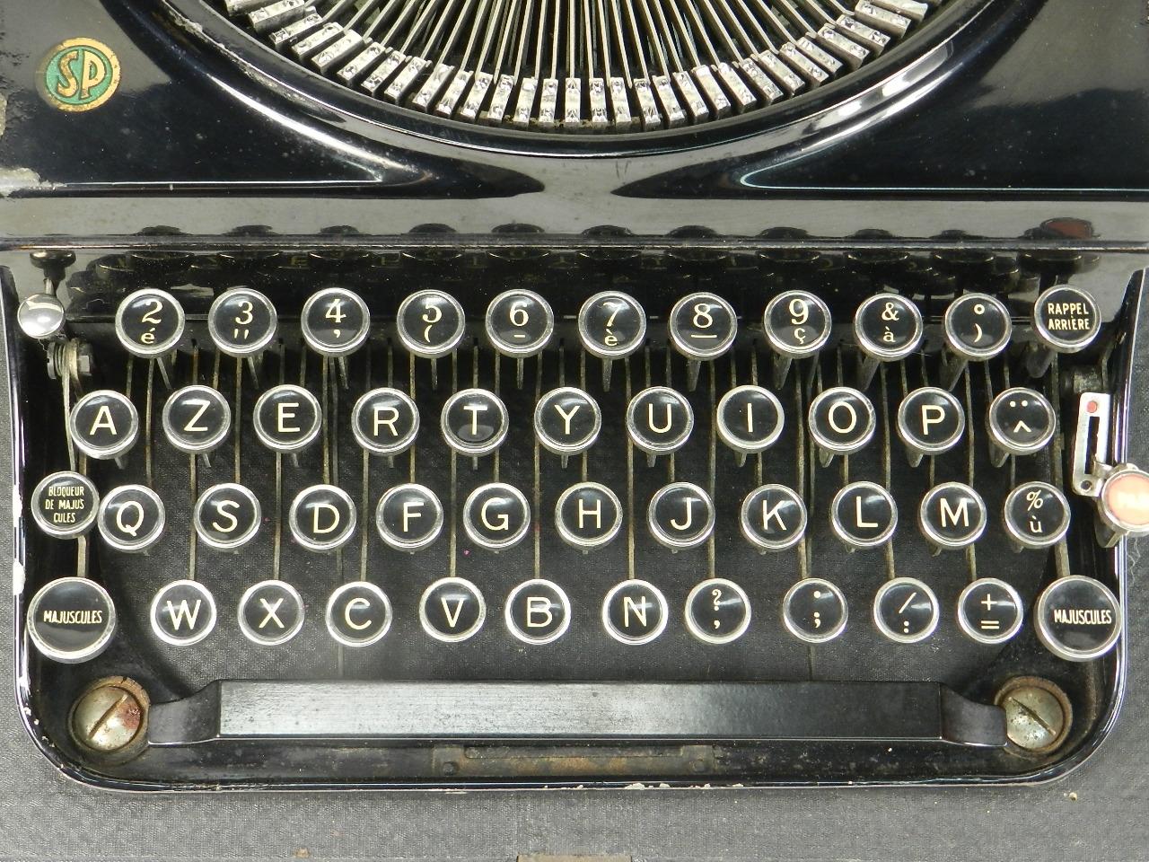 Imagen SMITH PREMIER MODEL 35 AÑO 1935 30477
