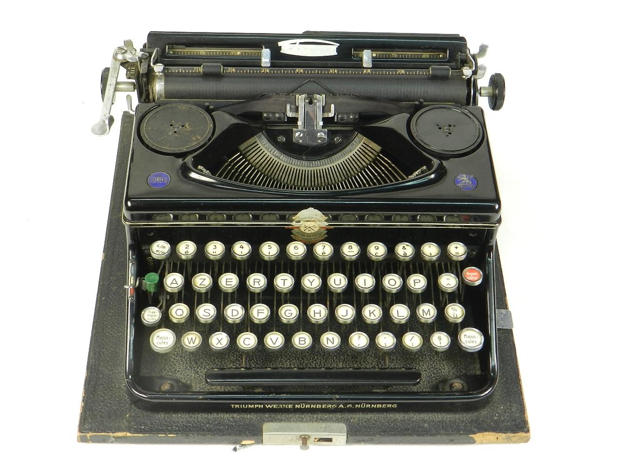 Imagen TRIUMPH NORM 6 AÑO 1940 30485