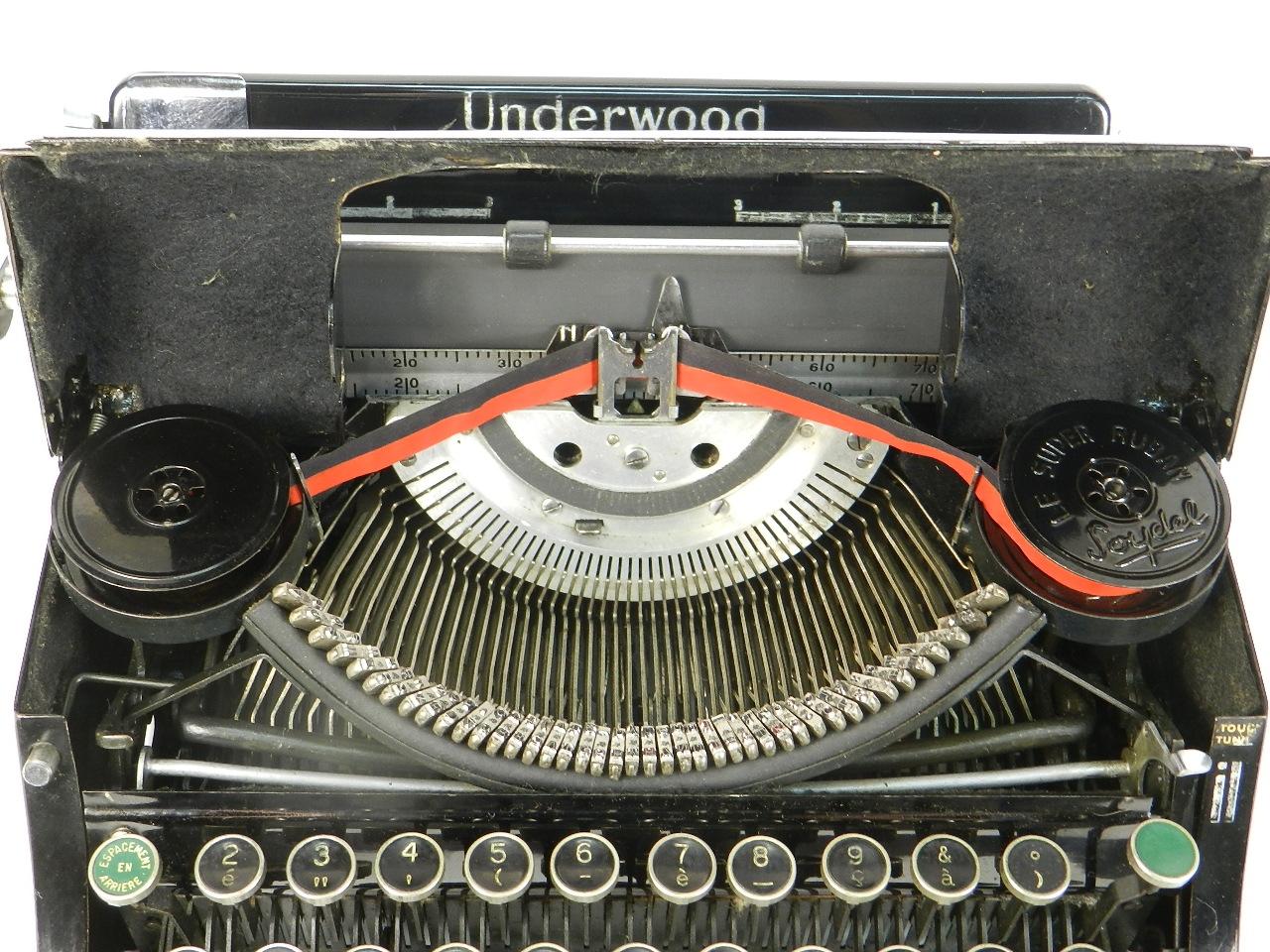 Imagen UNDERWOOD CHAMPION AÑO 1938 30503