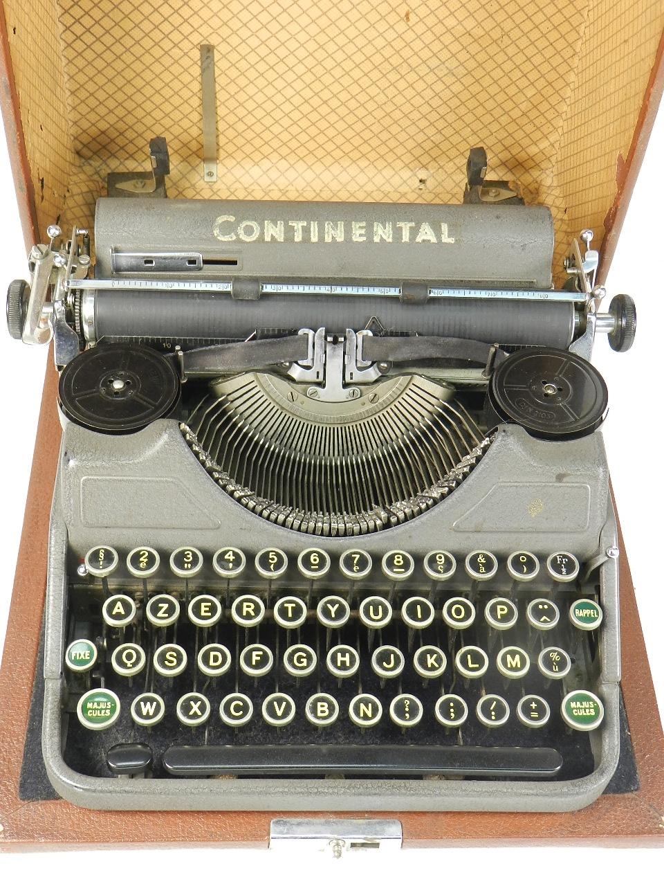 Imagen CONTINENTAL W50  AÑO 1939 COLOR GRIS 30533