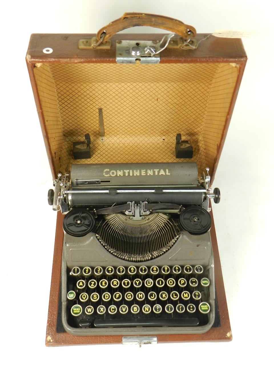 Imagen CONTINENTAL W50  AÑO 1939 COLOR GRIS 30536