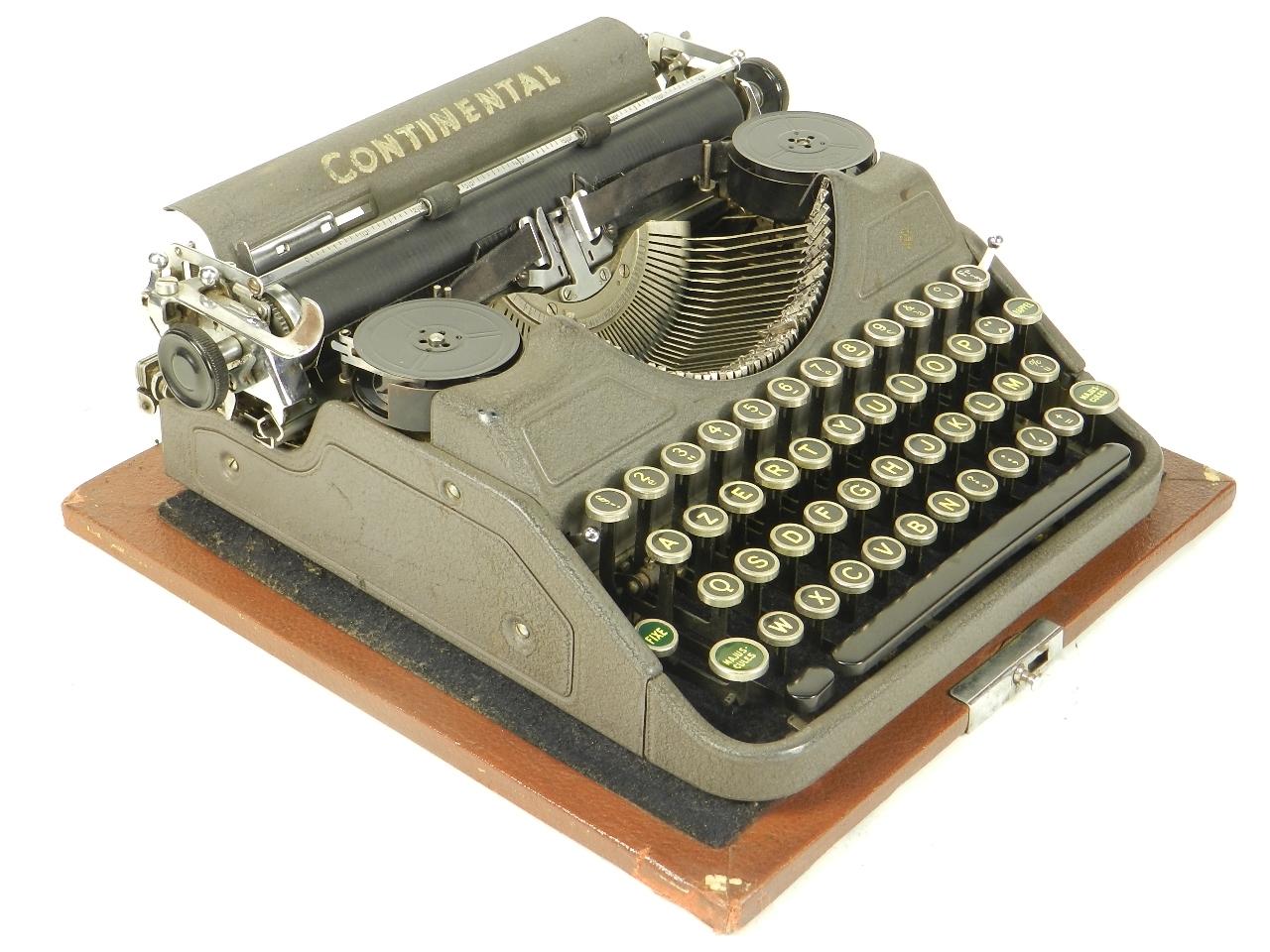 Imagen CONTINENTAL W50  AÑO 1939 COLOR GRIS 30537