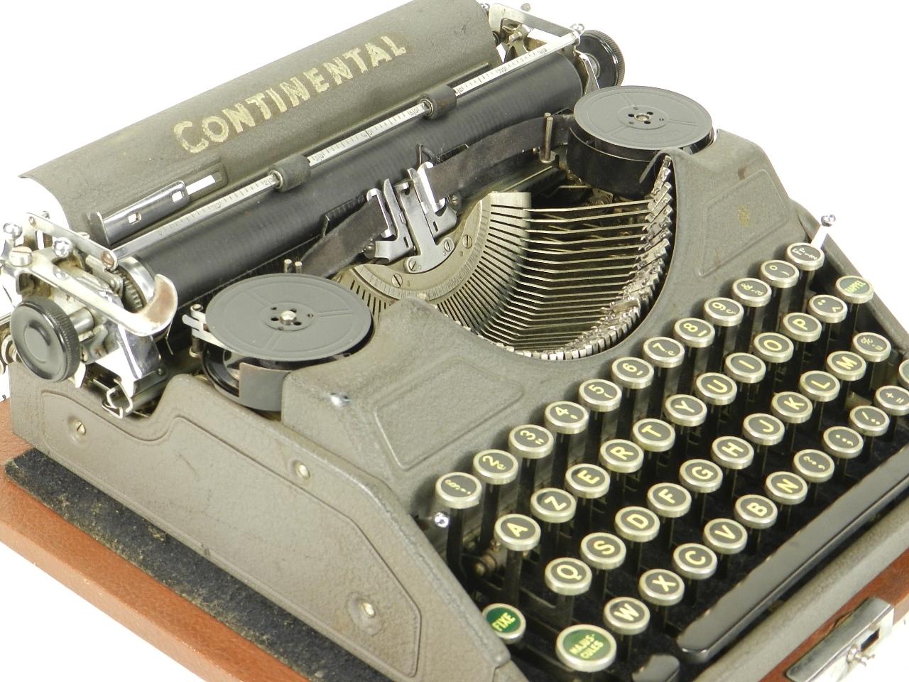 Imagen CONTINENTAL W50  AÑO 1939 COLOR GRIS 30538