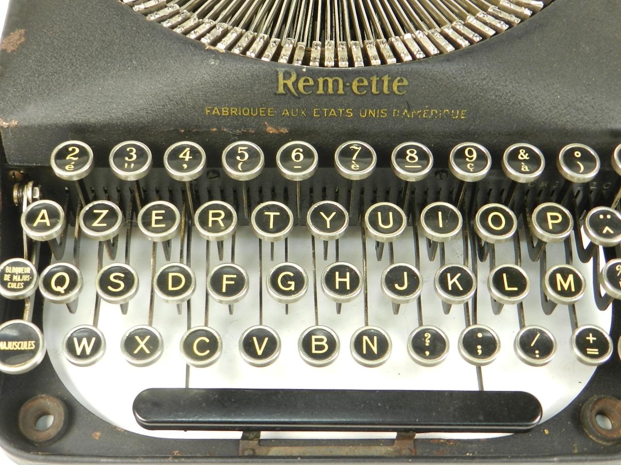 Imagen REMINGTON  REM-ETTE AÑO 1939 30563