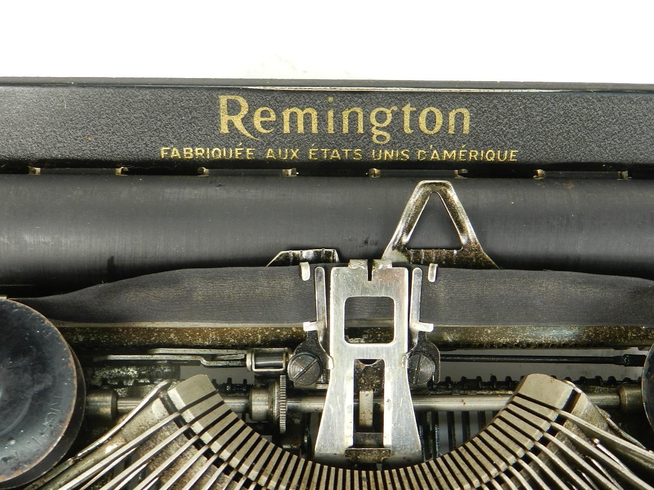 Imagen REMINGTON  REM-ETTE AÑO 1939 30564