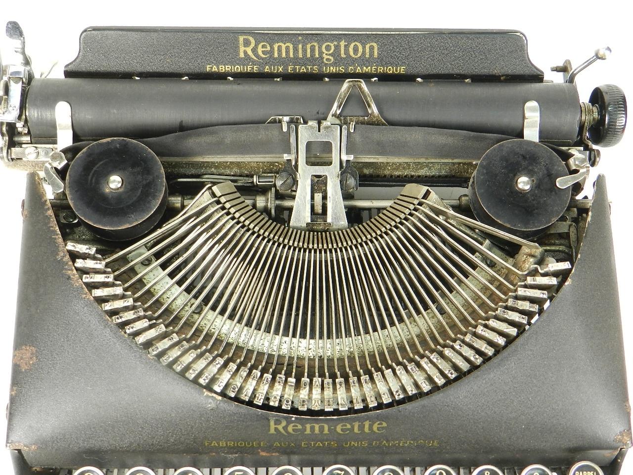 Imagen REMINGTON  REM-ETTE AÑO 1939 30565