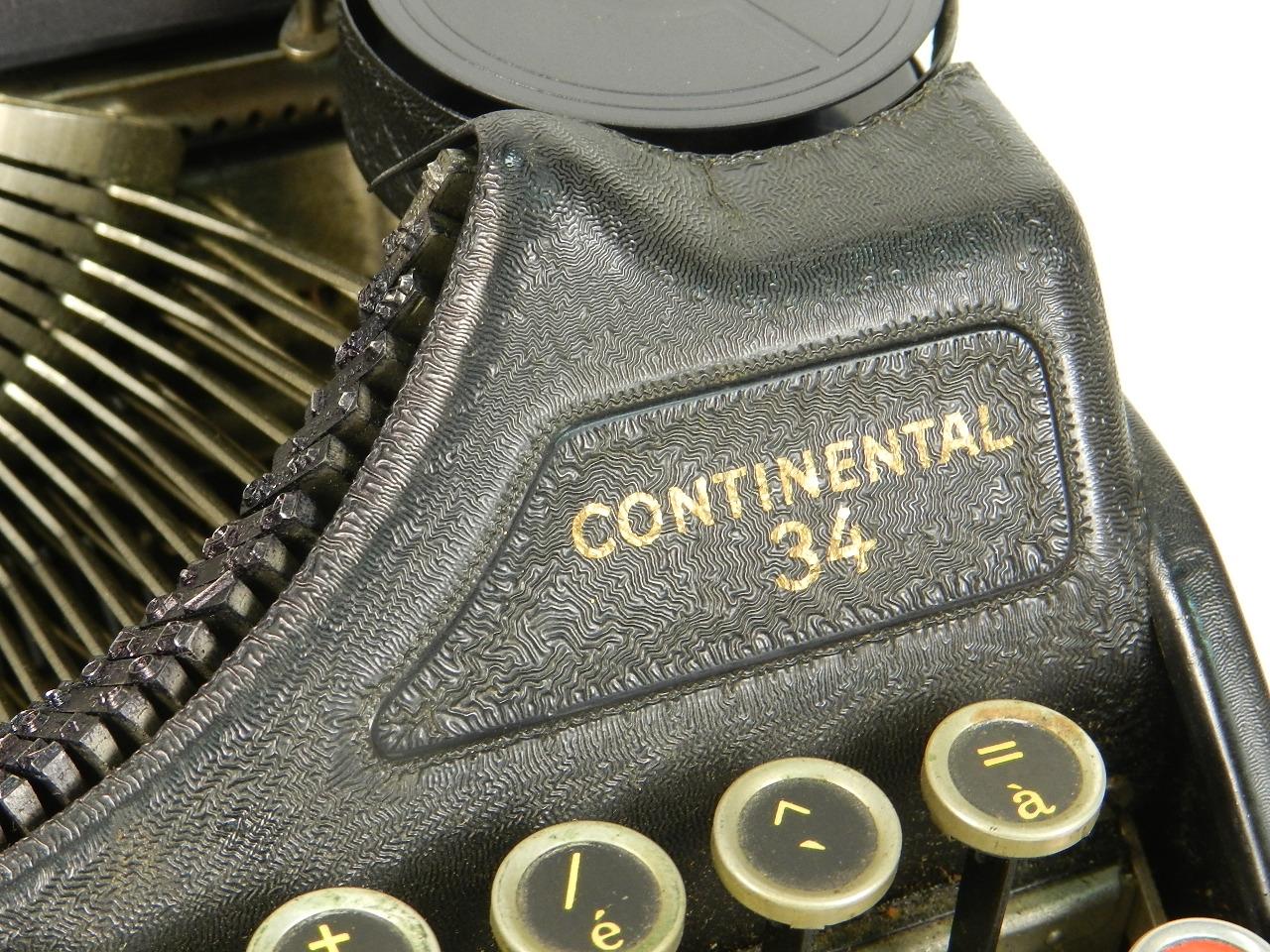 Imagen CONTINENTAL WANDERER 34  AÑO 1932 30594