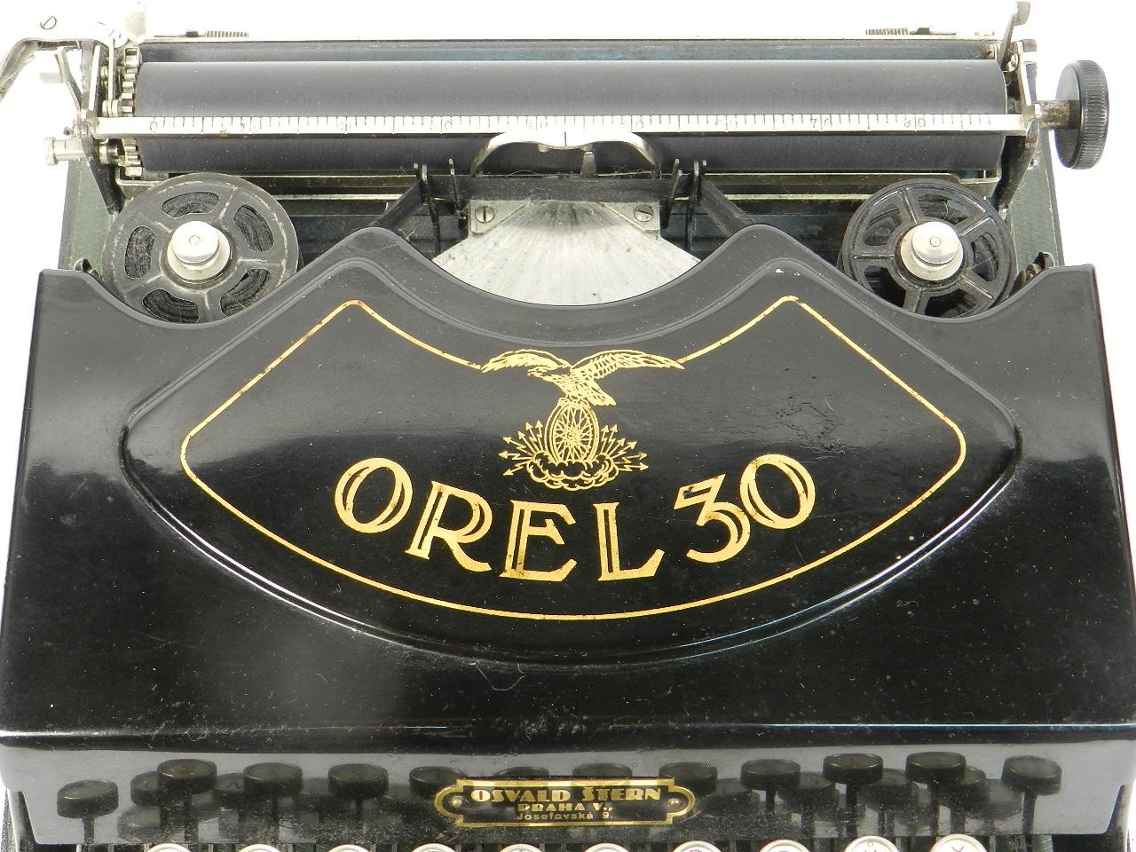 Imagen OREL 30 AÑO 1929 30661