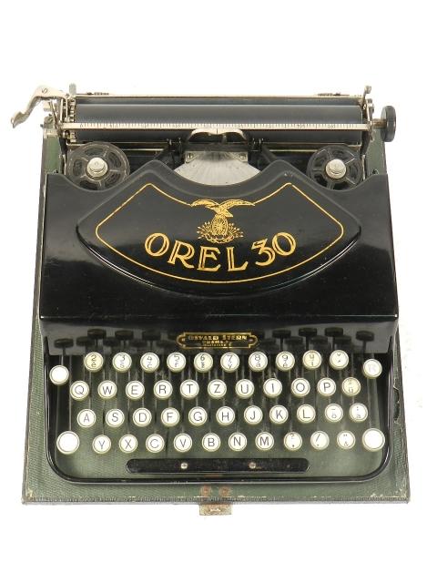 OREL 30 AÑO 1929