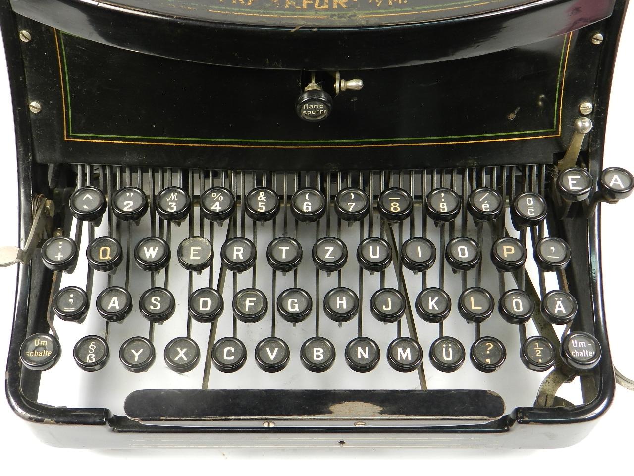 Imagen ADLER Mod.15 AÑO 1919 30666