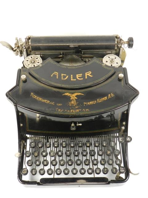 ADLER Mod.15 AÑO 1919