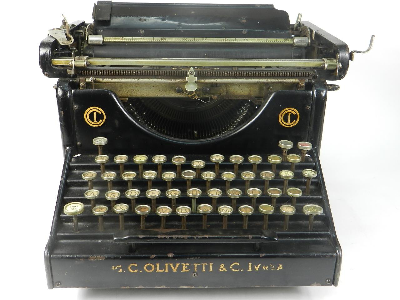 Imagen OLIVETTI  M20   AÑO 1920 30671