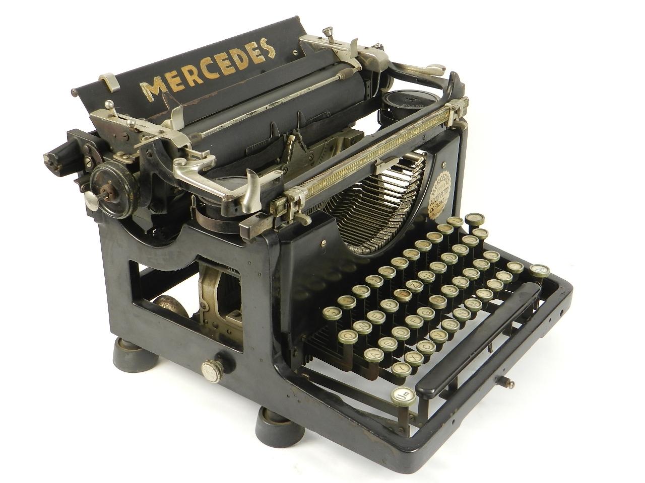 Imagen MERCEDES AÑO 1920 30701